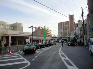 武蔵関駅前の写真
