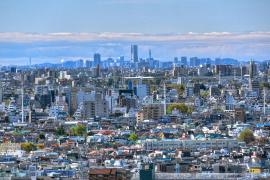 横浜ランドマークタワーの写真